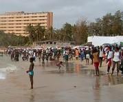 La drague à la plage En quête du «gibier» facile