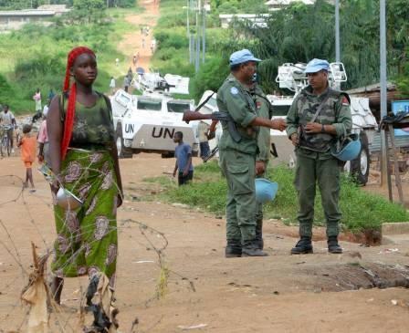 Côte d'Ivoire - Onuci -moeurs: Les filles de Bouaké avouent avoir été manipulées pour accuser les soldats marocains