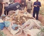 Les policiers remettent ça : 55 kg de chanvre indien saisis à Yeumbeul