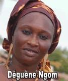 FLASH sur Déguène Ngom