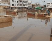 Insalubrité Routes Impraticables et maisons inondées: Ces maux dont souffrent les banlieusards en hivernage