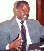 Amath SALL (Ministre du développement rural) : Les semences d'arachides ne sont pas de qualité