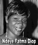 FLASH sur Ndèye Fatma Diop