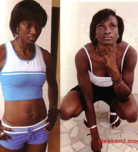 [PHOTOS] GNIMA FAYE: L'athlète Sénégalaise rêve de poser comme model