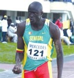 L'athlète Sénégalais suspendu pour dopage: Ndiss Kaba Badji raconte ses ''deux années de galère''