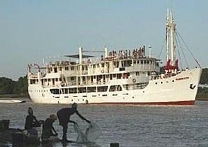 GABON: Un bateau battant pavillon sénégalais arraisonné