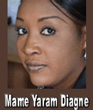 FLASH sur Mame Yaram Diagne  du Quotidien ''L'Actuel''