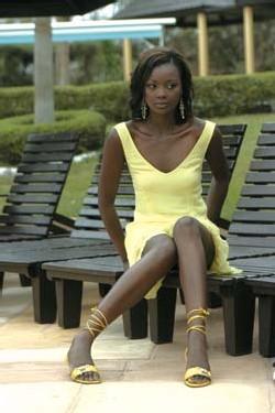 Isabelle Beke : un mannequin devenu actrice