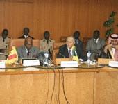 Dates exactes du sommet de L'oci: « le Sommet se tiendra les 13 et 14 mars 2008 à Dakar » selon Me Wade