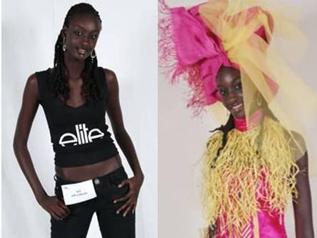 [PHOTOS] « Elite Model Look Sénégal » Couronnes pour Khadidiatou Gaye 16ans et Awa Diaw 19ans