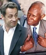A l'exposition 'Quand l'Afrique s'éveillera' : Abdou Diouf répond au président Nicolas Sarkozy