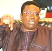 Mbaye Jacques Diop Président du conseil de la république: « La Chine est l'exemple d'une idéologie nouvelle »