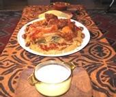 Special Ramadan: Couscous sénégalais ou « Bassé salti »