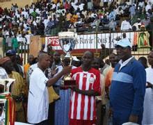 Après leur sacre de samedi à Dakar : Les 'Samba Linguère' reçus avec les honneurs à Saint-Louis