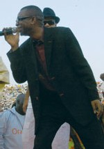 Festival d'Ile de France : Youssou Ndour en spectacle au Cercle d'Hiver de Paris