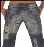 Tendance : toutes en jean pour la rentrée des classes