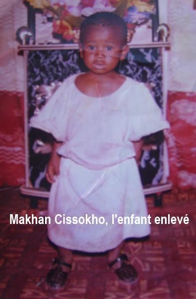 AVIS: Makhan Cissokho a été enlevé: Les parents toujours à la recherche de leur enfant