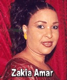FLASH SUR Zakia Amar