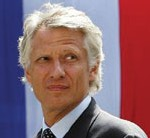 Clearstream : Villepin se pose en victime