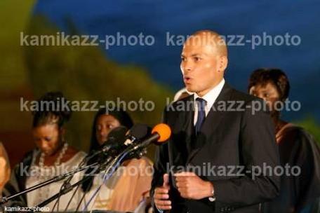 DEPASSEMENT BUDGETAIRE DANS LES CHANTIERS DE LA CORNICHE OUEST Karim Wade « trébuche » sur 8 milliards