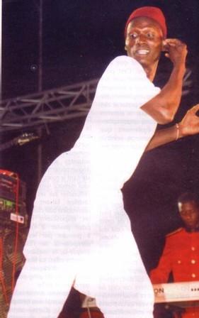 Ablaye Diouf allias «Serigne Ngagne» de la troupe ''Janxeen'': Diouf anormal