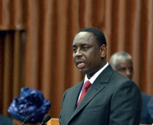 ATTAQUES CONTRE MACKY SALL:La fédération Pds de Foundioungne condamne les déclarations de Khoureïchy Thiam