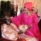 [PHOTOS] ENTRETIEN avec le couple Me Badou - Déguène Chimère Diallo «Nous nous sommes mariés sans s'embrasser»