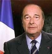 FRANCE : Perquisition dans les comptes de campagne de Chirac