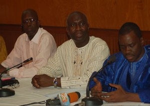 SAISON 2007-2008 DE LUTTE -ERECTION D'UNE ARENE NATIONALE: Les assurances fermes d'Issa Mbaye Samb
