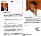 LA LETTRE QUI A MIS LE FEU AUX POUDRES: Wade à Macky Sall: «Votre décision est une violation flagrante du principe de la séparation des pouvoirs»