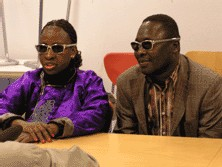 Amadou et Mariam: Les artistes engagés doivent être protégés