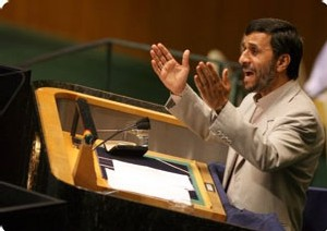 IRAN / EVENTUELLES SANCTIONS UNILATERALES: Ahmadinejad met l'Europe en garde