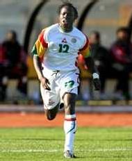 Frédéric MENDY (Milieu excentré des 'Lions') : 'Ce n'est pas par les mots qu'on va gagner la coupe d'Afrique'