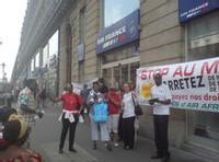 AIR AFRIQUE- DROITS DE LICENCIEMENT: D'ex-travailleurs rentrent dans leurs fonds avec un chèque de 200 millions FCFA