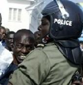 ENTENDU HIER PAR LES LIMIERS DE LA DIC: Pape Amadou Gaye DirPub du journal ''Le Courrier'' ignore toujours ce qu'on lui reproche