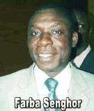 INDEMNISATION DES EX AGENTS D'AIR AFRIQUE : Farba Senghor remet les chèques de la première tranche