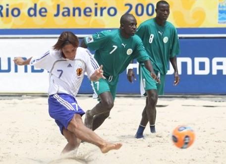 Mondial de beach soccer : Les « Lions » s'offrent les quarts