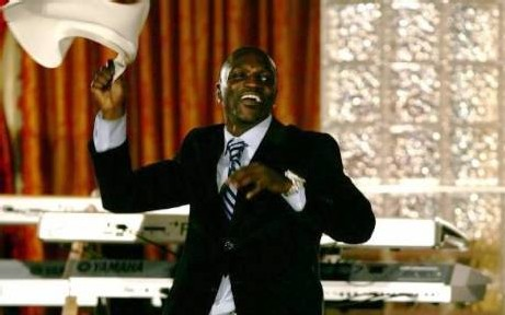 WORLD MUSIC AWARDS: Akon rafle la mise avec trois distinctions notamment dans la catégorie ''meilleur vendeur sur Internet''