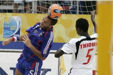 Battus 6 - 3 par la France en quarts de finale : Les « Lions » ratent l'occasion de rencontrer le Brésil