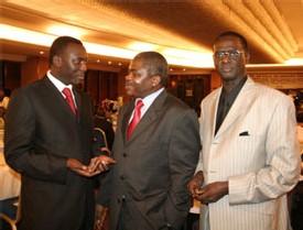 LA CAN 2008 SERA DIFFUSÉE EN EXCLUSIVITÉ SUR LA RTS1: Babacar Diagne achète tous les droits de diffusion