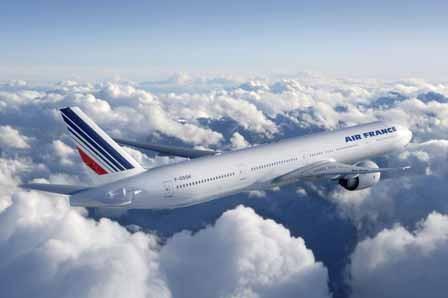 AIR FRANCE: Agréables découvertes dans la cabine d'un commandant de bord « sénégalo-français »