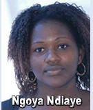 FLASH SUR... Ngoya Ndiaye