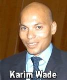 FLASH SUR... Karim Wade