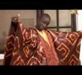 Après son mariage Djiby Dramé le roi du Bazin dévoile sa femme