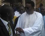 Me Mbaye Jacques Diop A LA DERNIERE SEANCE PLENIERE AU CONSEIL DE LA REPUBLIQUE : « Je ne remercierai jamais assez le chef de l'Etat, Me Wade »