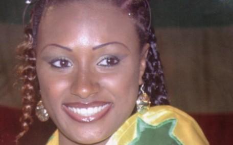 AMINATA DIALLO elue Miss Cédéao 2007