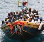 Partie de la Casamance avec 130 clandestins à Bord : Une pirogue échoue à Yoff avec 1 mort et 14 blessés graves