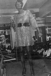 NOUVEAU LOOK DE LA CHANTEUSE FATOU NDIAYE TINE: Titi, nouvelle Tina Turner du Sénégal