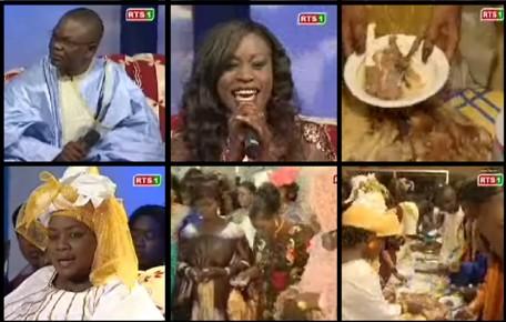 [VIDEO 1ERE PARTIE] SPECIAL TABASKI 2007 SUR LA RTS1: Artistes et divas de la musique Sénégalaise