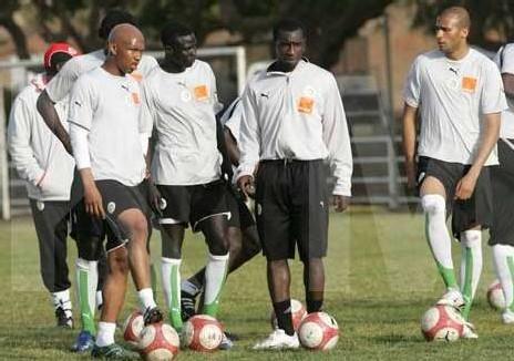 COUP D'ENVOI DE LA CAN 2008 DANS QUELQUES JOURS: Comment les équipes africaines préparent la CAN